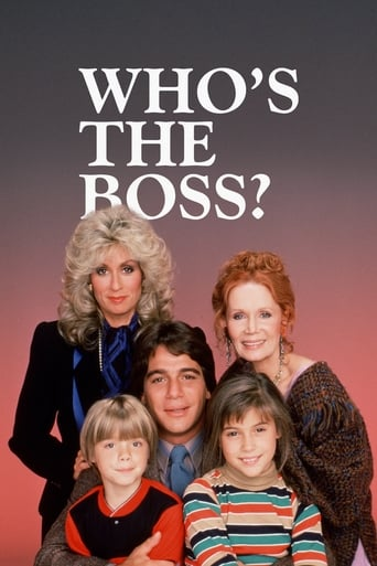 Poster of Who's the Boss?