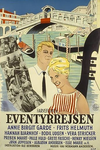 Poster of Eventyrrejsen