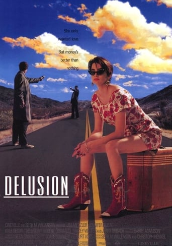 Poster of Delusion