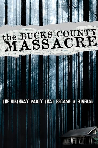 Poster of The Bucks County Massacre
