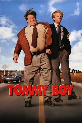 Poster of Tommy Boy