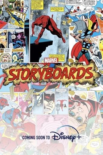 Poster of Marvel's Storyboards