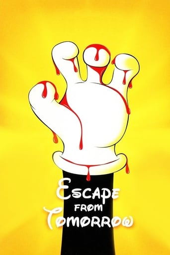 Poster of Escape from Tomorrow