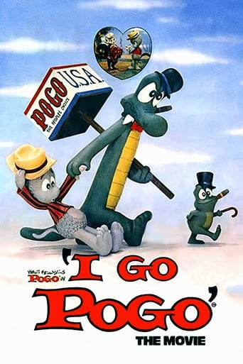 Poster of I Go Pogo