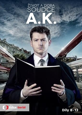 Poster of Život a doba soudce A. K.