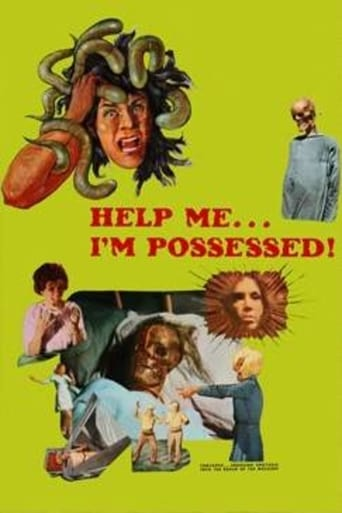 Poster of Help Me... I'm Possessed