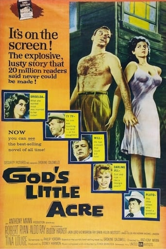 Poster of God's Little Acre