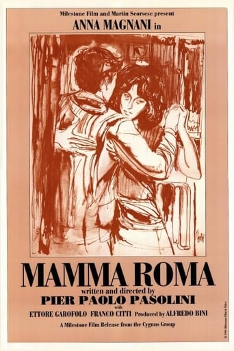 Poster of Mamá Roma