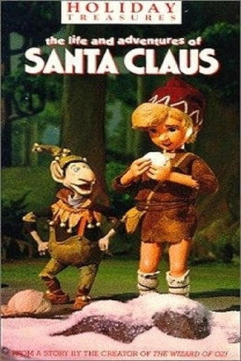 Poster of The Life & Adventures of Santa Claus