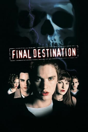 Poster of Final Destination