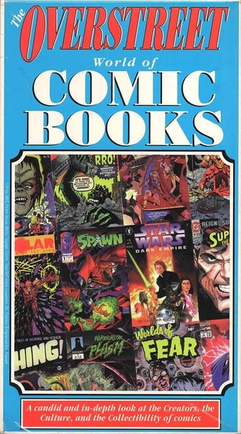Poster of The Overstreet World of Comic Books