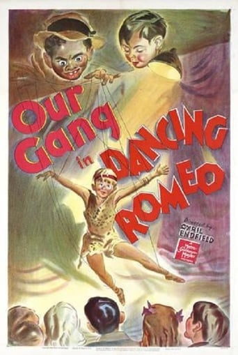 Poster of Dancing Romeo