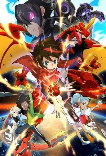 Poster of Bakugan: Battle Planet