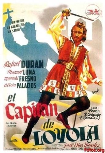Poster of El capitán de Loyola