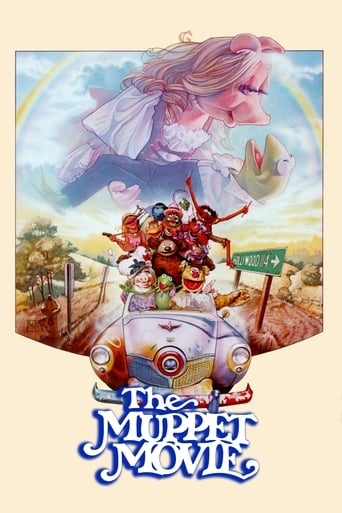 Poster of The Muppet Movie