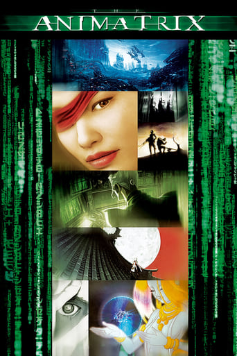 Poster of The Animatrix