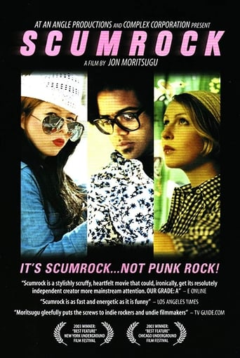 Poster of Scumrock