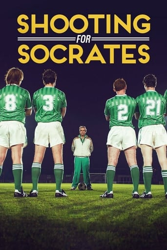 Poster of Shooting for Socrates