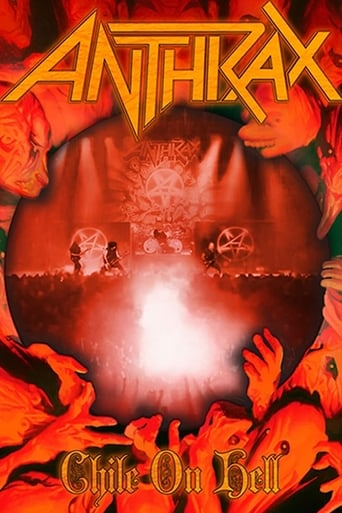 Poster of Anthrax - Chile On Hell