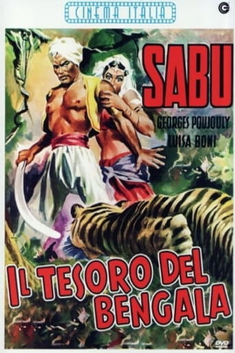 Poster of The Treasure of Bengal