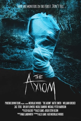Poster of The Axiom