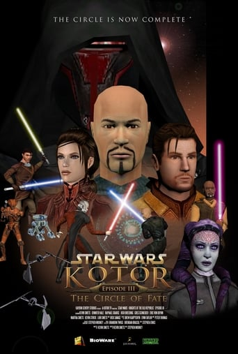 Poster of Star Wars Knights of the Old Republic: Episode 3 - The Circle of Fate