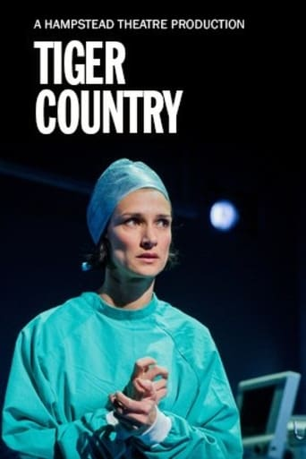 Poster of Hampstead Theatre At Home: Tiger Country