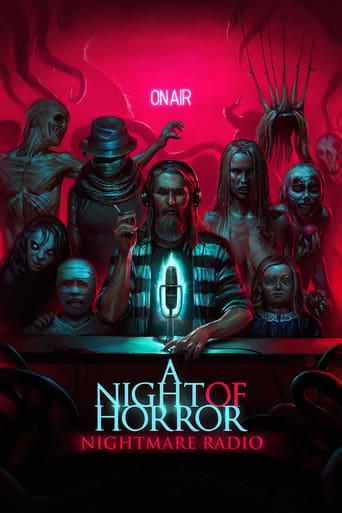 Poster of A Night of Horror: Nightmare Radio