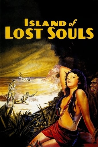 Poster of Island of Lost Souls