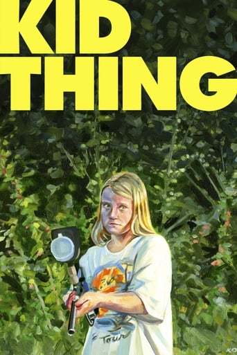 Poster of Kid-Thing