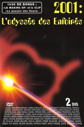 Poster of Les Enfoirés 2001 - L'odyssée des Enfoirés