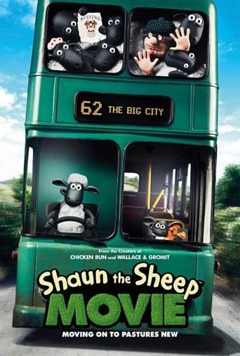 poster Shaun the Sheep Movie – Mielul Shaun: Filmul (2015)