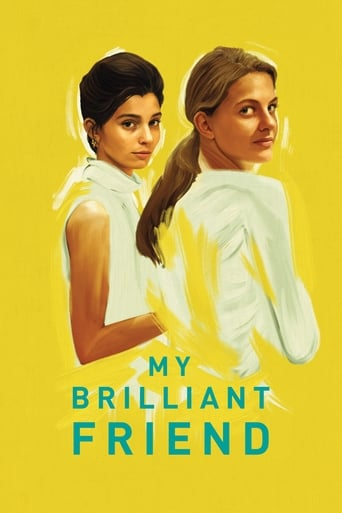 Poster of My Brilliant Friend
