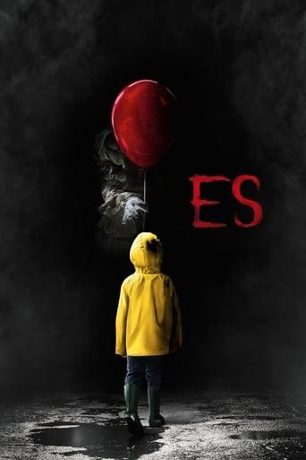 Filmplakat von Stephen King's Es