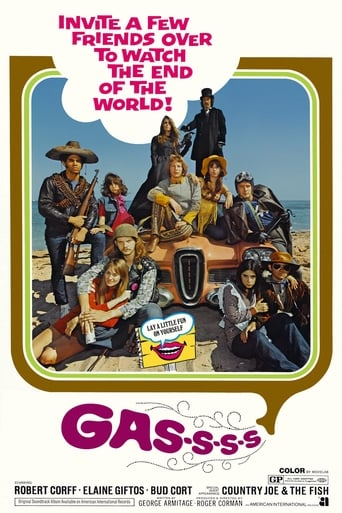 Poster of Gas-s-s-s!