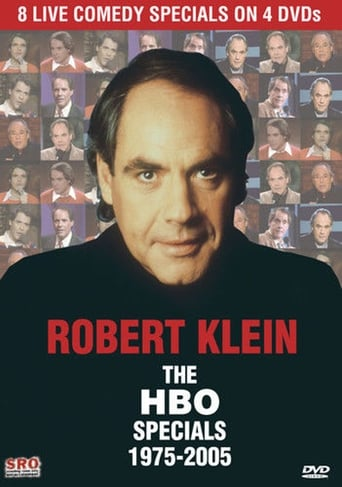 Poster of HBO Comedy Special - An Evening With Robert Klein