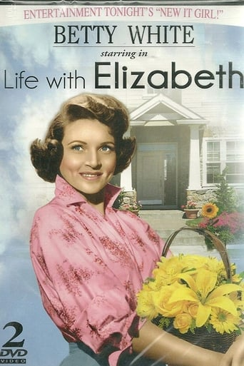 Poster of Life with Elizabeth