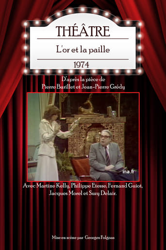 Poster of L'or et la paille