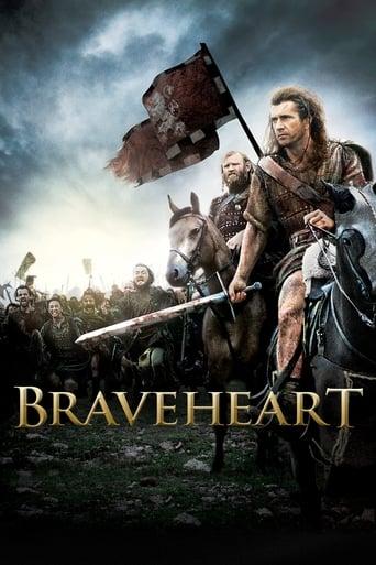 Filmplakat von Braveheart
