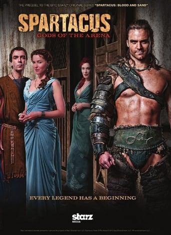 Poster of Spartakus: Bohové arény