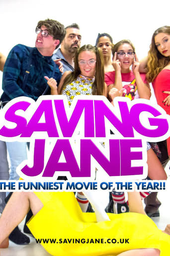 Poster of Saving Jane