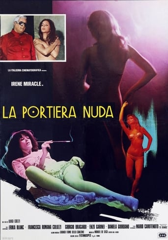 Poster of The Naked Doorwoman