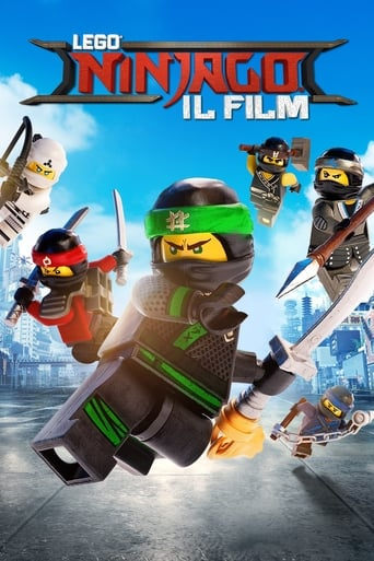 Poster of LEGO Ninjago - Il film