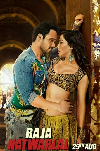 Poster of Raja Natwarlal