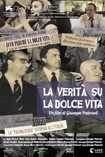 Poster of The Truth About La Dolce Vita