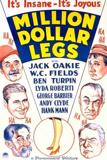 Poster of Million Dollar Legs