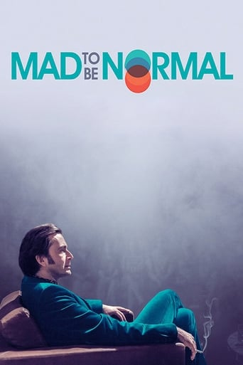 Poster of Mad to Be Normal