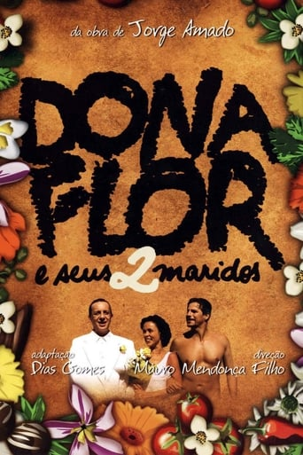 Poster of Dona Flor and Her 2 Husbands