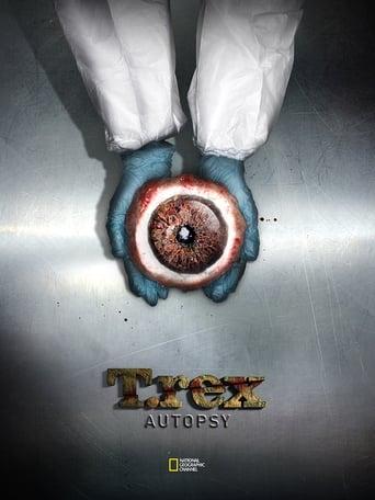 T. Rex Autopsy Poster