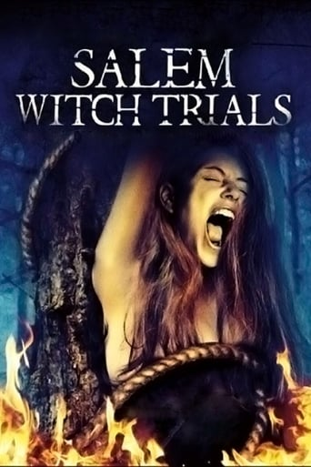Poster of Salem Witch Trials
